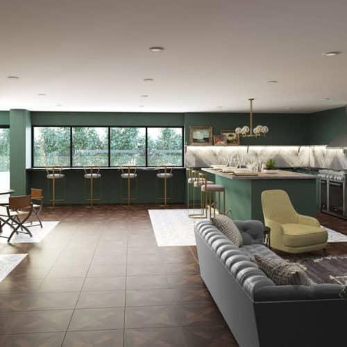 luxury Los Angeles apartment community